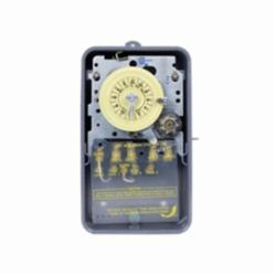 Intermatic® T1471BR Mechanical Timer, 24 hr Time Setting, 125 VAC, 10 hp, 4NO 4PST Contact Form, 4 Poles