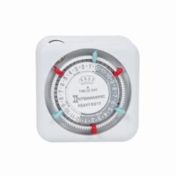 INT-MAT TN311 Heavy Duty Grounded Appliance Timer with 3 ON/OFF Settings. Easy Set Dial.