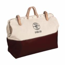 KLEIN 5105-24 24X15 CANVAS TOOL BAG