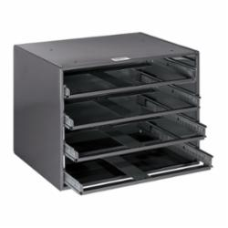 Klein Tools 4-Box Slide Rack