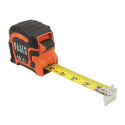 KLEIN 86216 TAPE MEASURE 16FT DBL HOOK MAG