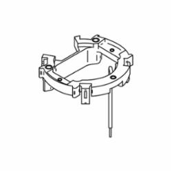 WLK 881ADP PVC FLOOR BOX ADPTR PLT