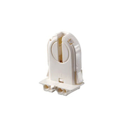 Leviton® 13653-WP Lamp Holder With Internal Shunt, 660 W, 600 VAC, Medium Bi-Pin Fluorescent Lamp