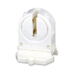 Leviton® 13654-SWP Standard Lamp Holder, 120 W, 600 VAC, Miniature Bi-Pin Fluorescent Lamp