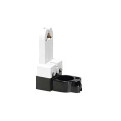 Leviton® 391-1W Standard Lamp Holder, 660 W, 600 VAC, Medium Bi-Pin Fluorescent Lamp