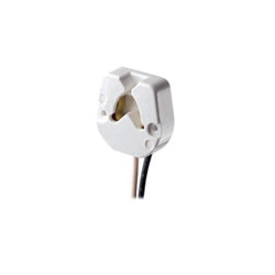 Leviton® 395-W Standard Lamp Holder, 660 W, 600 VAC, Medium Bi-Pin Fluorescent Lamp