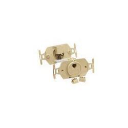 Leviton® 41054-IDD ROUND JACK 110 6P4C I