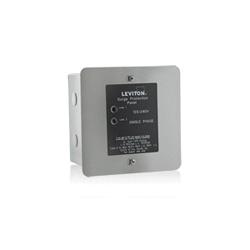 Leviton® 51120-1 Surge Protective Device, 120/240 VAC, 50/60 Hz, 10 kA SCCR, 1 Phase