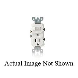 LEV 5225-I COMB-SP AC SW&RCPT5-15R