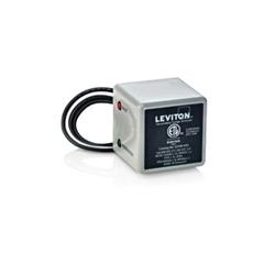 Leviton® 55208-ASA Surge Arrester, 120/240 VAC, 50/60 Hz, 3 Phase