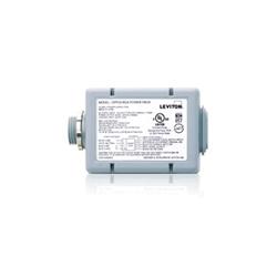 Leviton® OPP20-D1 Super Duty Power Pack, 5.4 W, 120/208/220/230/240/277 VAC Input, 24 VDC Output, 225 mA, 60 A Relay