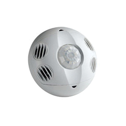 Leviton® OSC20-M0W Low Voltage Ceiling Mount Occupancy Sensors, 24 VAC, Multi Technology (PIR/Ultrasonic) Sensor