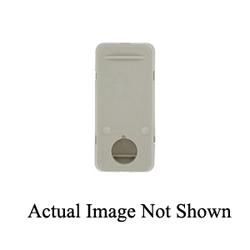 Leviton® OSFLO-W Short Offset Mounting Adapter, White