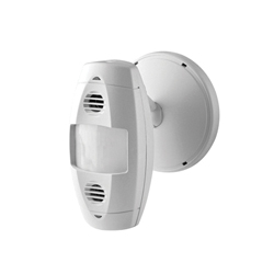 Leviton® OSW12-M0W Relay Switching Wall Mount Occupancy Sensor, 24 VAC, Multi Technology (PIR/Ultrasonic) Sensor