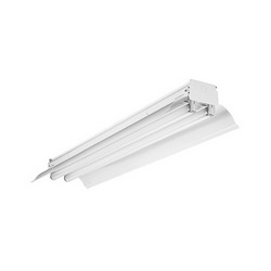 LITH EJS296T8MVOLTGEB10IS GENERAL PURPOSE INDUSTRIAL (SOLID TOP), 8', 2-96WATT T8 SLIMLINE LAMPS, 120-277, INSTANT START ELECTRONIC BALLAST*394078