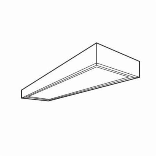 lithonia lighting u00ae 2m fluorescent fixture  2 t8 lamp  120