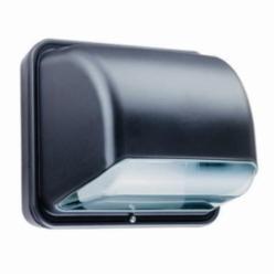 Lithonia Lighting® TWAC 100M TB LPI Low Profile Wallpack, 1 HID Lamp, 100 W Fixture, 120/208/240/277 VAC