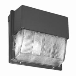 LITH TWH250MTBSCWALPI 250W MH Glass Lens, Large Wall-Pack with Multi-Tap Pulse Start Ballast, Lamp Included