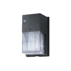 LITH TWS35S120PELPIM6 35W HIGH PRESSURE SODIUM 120V POLYCARBONATE REFRACTOR, PHOTOELECTRONIC CELL, SMALL WALL-PACK, LAMP INCLUDED IN CARTON *806014