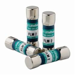 Littelfuse® POWR-GARD® FLM001 Time Delay Supplemental Fuse, 1 A, 250 VAC/125 VDC, 10 kA Interrupt, Class Midget