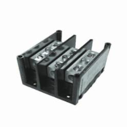 Marathon® 141 Power Splicer/Distribution Block, 600 VAC/VDC, 115 A, 1 Poles, 14 to 2 AWG Wire