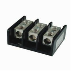 Marathon® 144 Power Splicer/Distribution Block, 600 VAC/VDC, 420 A, 1 Poles, 4 AWG to 600 kcmil Wire
