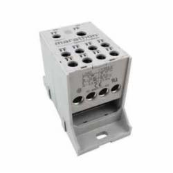 DISTRIBUTION POWER BLOCK,ENCLOSED,SCR