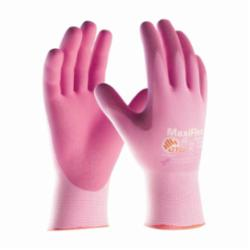 PIP® MaxiFlex® Active 34-8264 Palm and Fingers Coated Gloves, M, Ultra Light Weight Foam Nitrile Palm, Pink, Seamless