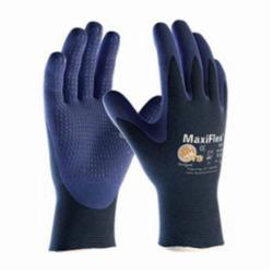 PIP® MaxiFlex® Elite™ 34-244 Ultra Light Weight Palm and Fingers Coated Gloves, L, Nitrile Palm, Blue