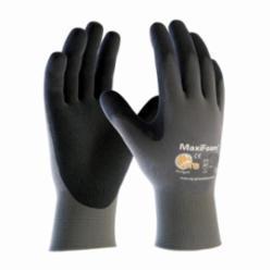 PIPR 34-900/XL MaxiFoam Lite, 15G Gry. Nylon Shell, Blk. Foam Nitrile Coating