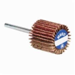 MERIT MM13636 1-3/16X3/16X1/8 80-GRIT A/O MINI FLAP WHEEL