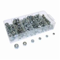 MET NK1 400 Pc - Finished Hex Nut Kit Zinc