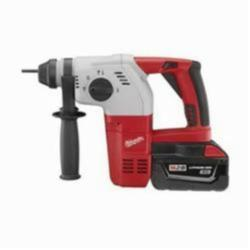 Milwaukee® M28™ Cordless Rotary Hammer Drill Kit, 1 in SDS Plus Chuck, 2.1 ft-lb Torque, 28 V, Li-Ion Battery (Kit)