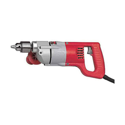 MILW 1250-1 1/2 950RPM REV DRILL
