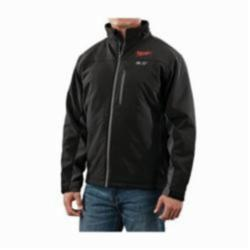 Milwaukee® M12™ Insulated Heated Jacket Kit, XL, Men's, Black Outer With Gray Accents, Black Lining