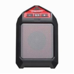 Milwaukee® M12™ Cordless Jobsite Speaker, 12 V, Li-Ion Battery, Metal Housing