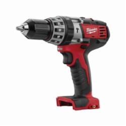 Milwaukee® M18™ REDLITHIUM™ Cordless Hammer Drill, 1/2 in Dia x 8-1/2 in OAL Single Sleeve Chuck, 550 in-lb Torque