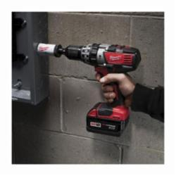 Milwaukee® M18™ REDLITHIUM™ Cordless Hammer Drill, 1/2 in Dia x 8-1/2 in OAL Single Sleeve Chuck, 525 in-lb Torque