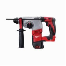 Milwaukee® M18™ Cordless Rotary Hammer Drill, 7/8 in Keyless, SDS Plus Chuck, 18 V, Li-Ion Battery (Bare Tool)