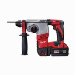 Milwaukee® M18™ Cordless Rotary Hammer Drill Kit, 7/8 in SDS Plus, Keyless Chuck, 18 V, Li-Ion Battery (Kit)