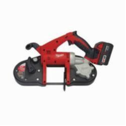Milwaukee® M18™ Cordless Band Saw Kit, 3-1/4 in Cutting, 35-3/8 in L x 1/2 in W x 0.02 in THK Blade, 18 V, 3 Ah (Kit)