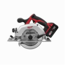Milwaukee® M18™ Cordless Circular Saw Kit, 6-1/2 in Dia Blade, 5/8 in, 18 V, Li-Ion Battery (Kit)