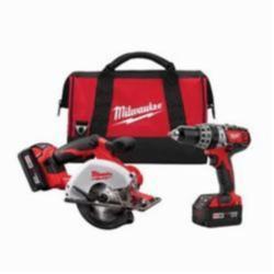 Milwaukee® M18™ Cordless Combination Kit, 6 Pieces, Red (Kit)
