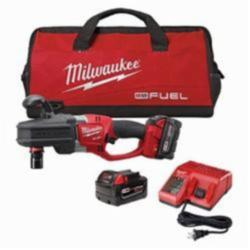 Milwaukee® M18 FUEL™ HOLE HAWG® Cordless Right Angle Drill Kit, 7/16 in QUIK-LOK™ Chuck, 1200 ft-lb Torque, 18 V (Kit)