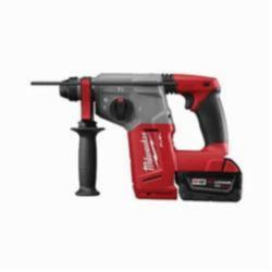 Milwaukee® M18 FUEL™ Cordless Rotary Hammer Drill Kit, 1 in Keyless, SDS Plus Chuck, 18 V, Li-Ion Battery (Kit)