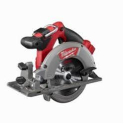 Milwaukee® M18 FUEL™ Cordless Circular Saw, 6-1/2 in Blade, 5/8 in, 18 V, Li-Ion Battery (Bare Tool)