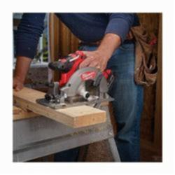 Milwaukee® M18 FUEL™ Cordless Circular Saw Kit, 6-1/2 in Blade, 5/8 in, 18 V, Li-Ion Battery (Kit)