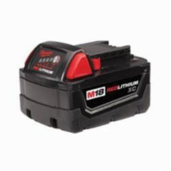 Milwaukee® M18™ Rechargeable Cordless Battery Pack, 3 Ah Li-Ion Battery, 18 V
