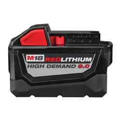 MILW 48-11-1890 M18 REDLITHIUM HIGH DEMAND 9.0 Battery Pack