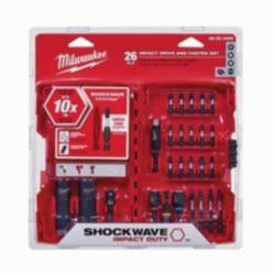 MILW 48-32-4408 SHOCKWAVE DRIVE AND FASTEN SET 26PC